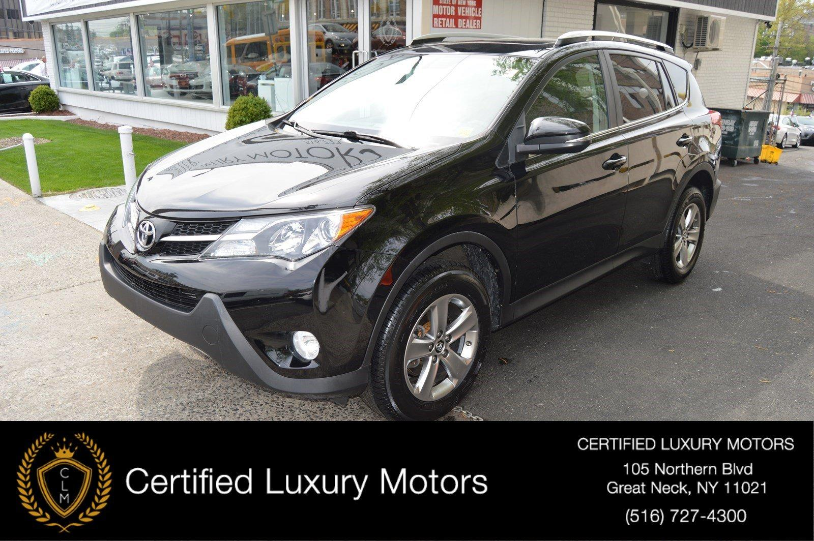 2015 toyota rav4 xle stock 6729 for sale near great neck ny ny toyota dealer. Black Bedroom Furniture Sets. Home Design Ideas