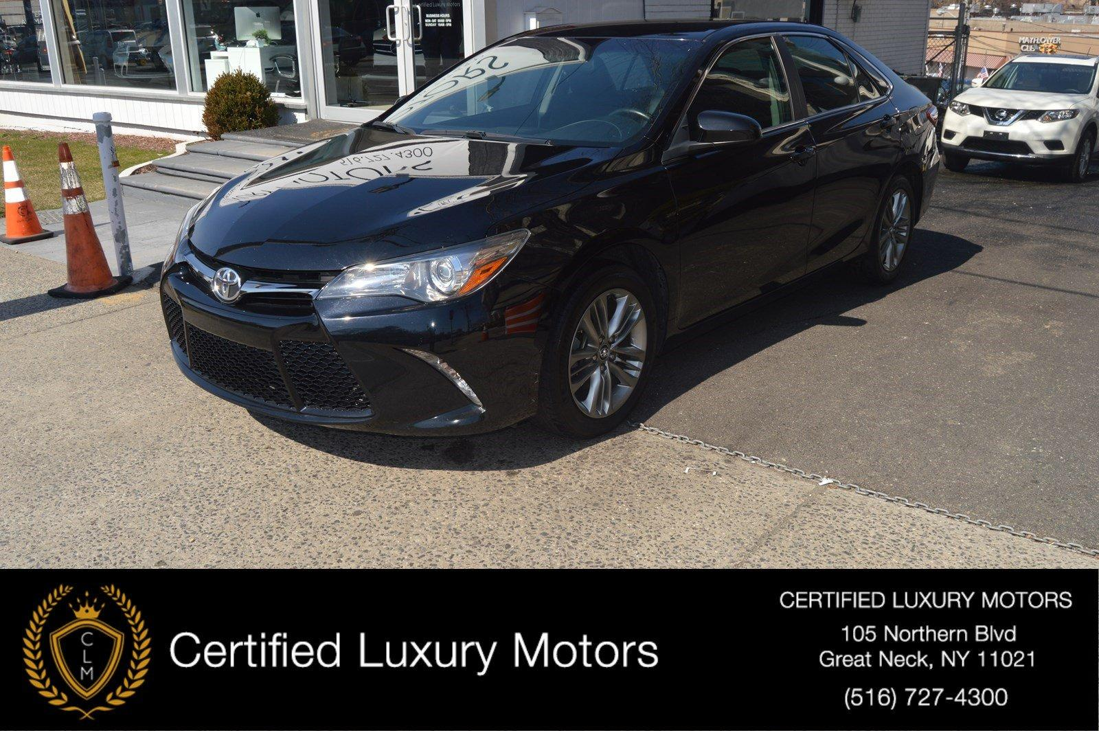 Used 2016 Toyota Camry SE | Great Neck, NY