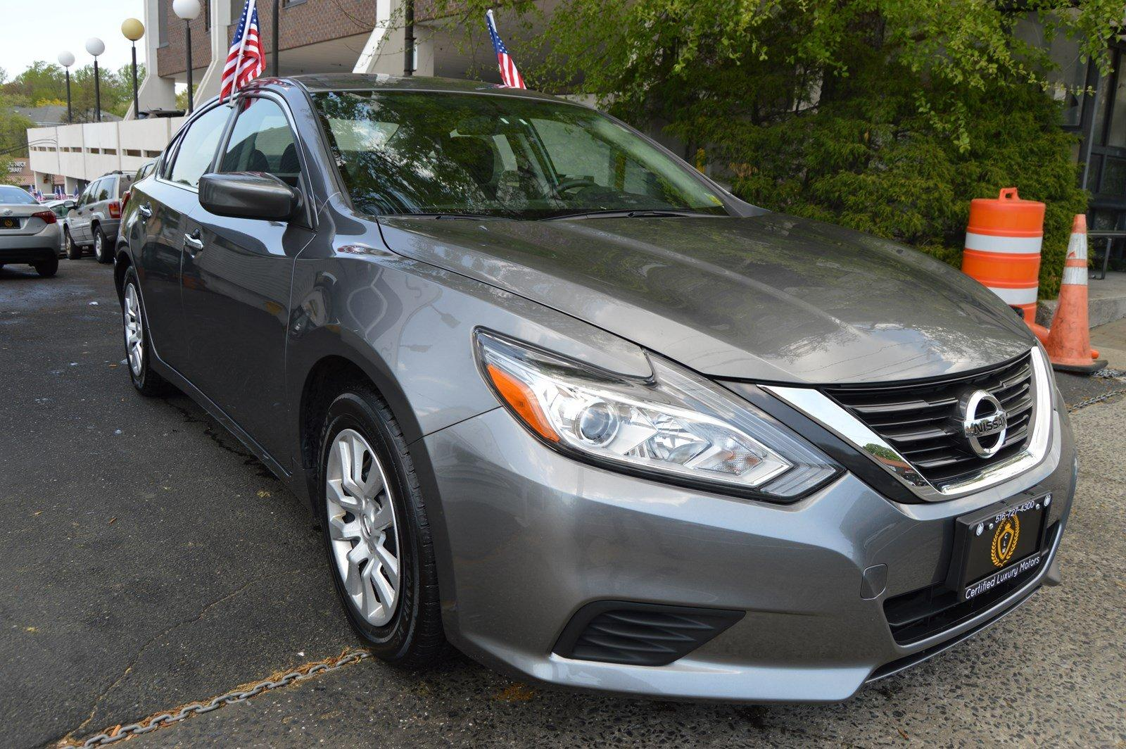2016 nissan altima 2 5 s stock 6063 for sale near great for Certified luxury motors great neck ny