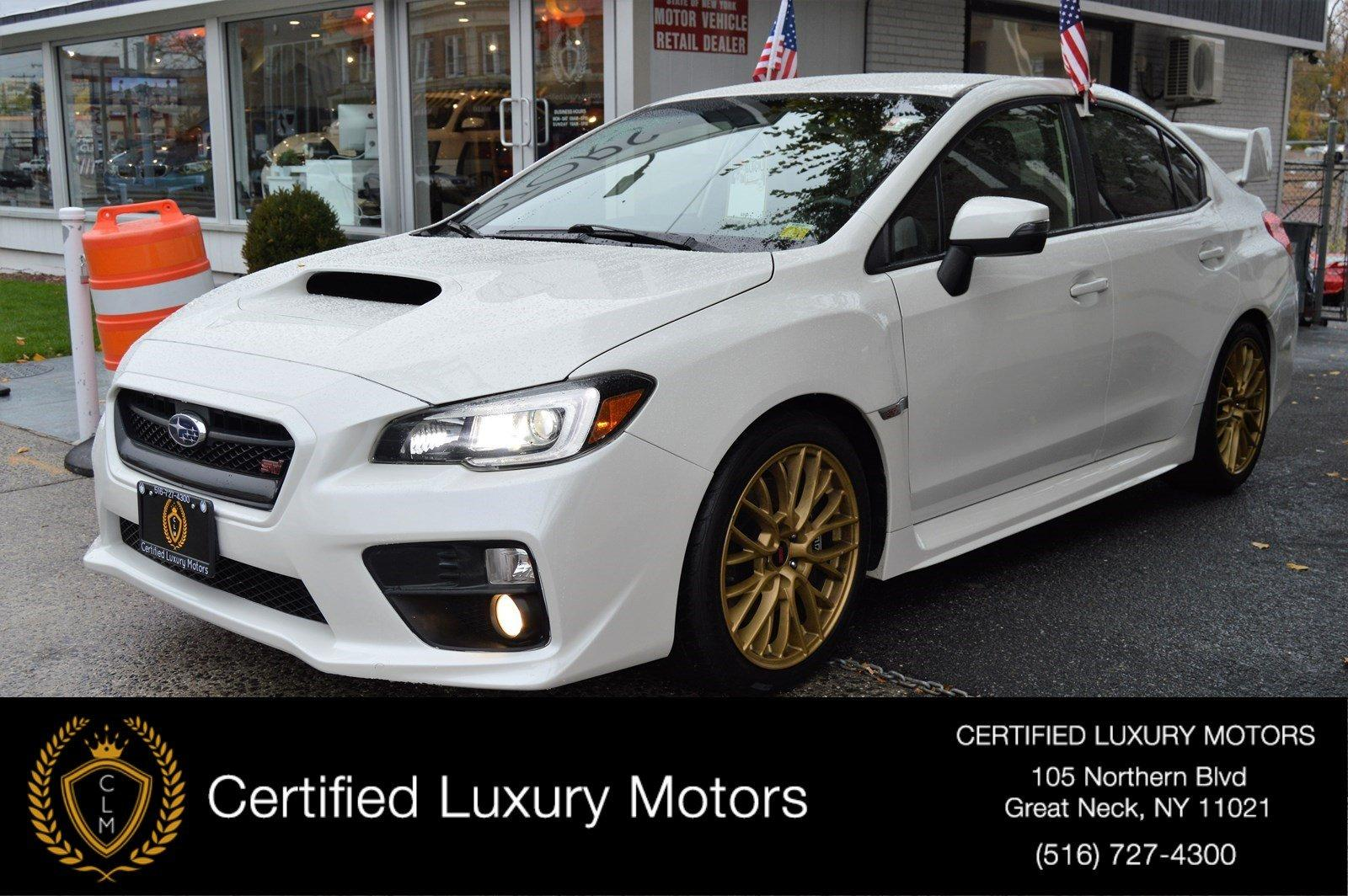 Used 2015 Subaru WRX STI  | Great Neck, NY